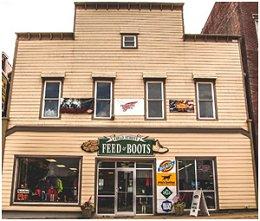 Field Street Boots - Kane, PA