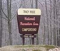 Tracy Ridge - ANF Campground - Bradford, PA