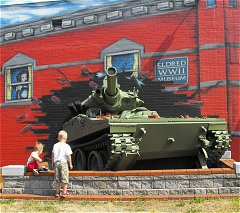 Eldred WWII Museum - Eldred, PA