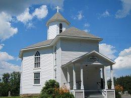 Nebo Chapel - Mt. Jewett, PA