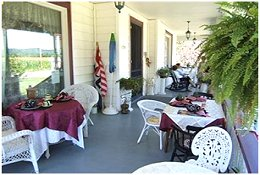 Gallets House Bed & Breakfast - Allegany, NY