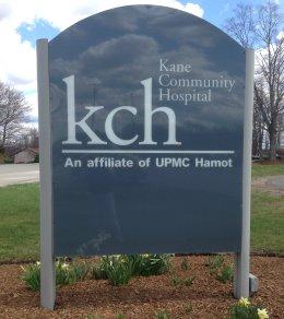 Kane Community Hospital - Kane, PA