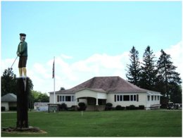 Kane Country Club,  6654 Route 6, Kane, Pennsylvania