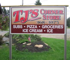 TJ's Corner Store - Eatery in Lewis Run, PA