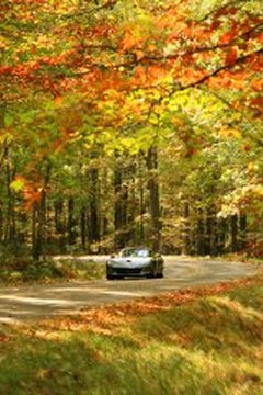 Fall Foliage Scenic Drive - Longhouse National Scenic Byway