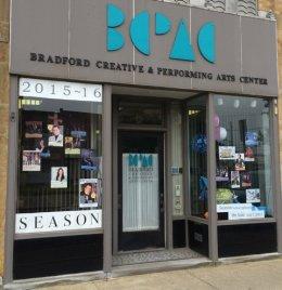 Bradford Creative Performing Arts Center - Bradford, PA