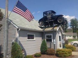 Model T Inn - Derrick City, PA