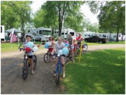 High Pines RV Park - Lantz Corners, PA