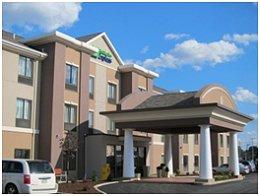 Holiday Inn Express - Bradford, PA