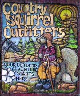 Country Squirrel Outfitters - Ridgway, PA