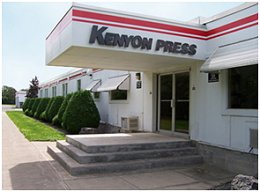 Kenyon Press Inc. - Sherburne, NY 13460