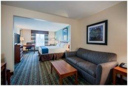Holiday Inn Express & Suites - Salamanca, NY
