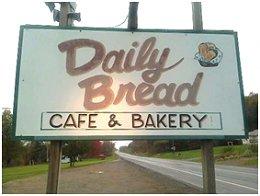 Daily Bread Café - Port Allegany, PA