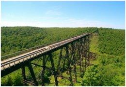 Kinzua Bridge State Park - Mt. Jewett, PA