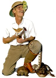 Bwana Jim's Wildlife Show - Shinglehouse, PA