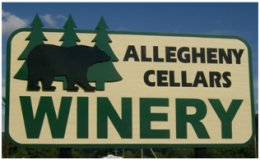 Allegheny Cellars Winery - Sheffield, PA