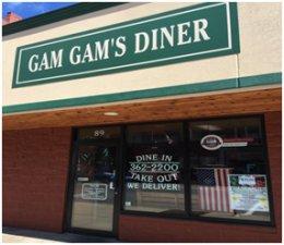 Gam Gam's Diner - Bradford, PA