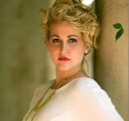 Soprano Julie Davies appears with bass DeAndre Simmons, accompanied by pianist Martin Katz.
