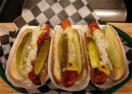 Hot DoG Tommy's - Bradford, PA