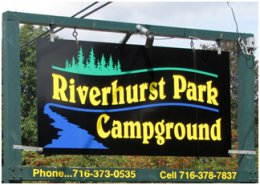 Riverhurst Park Campground - Olean, NY