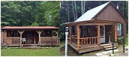 Willow Creek Cabin Rentals - Bradford, PA