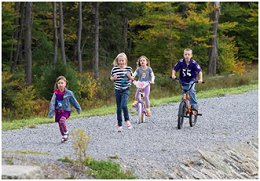 Family Recreation at Marilla Reservoir
