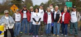Mt Jewett to Kinzua Bridge Trail Club - Mt Jewett, PA