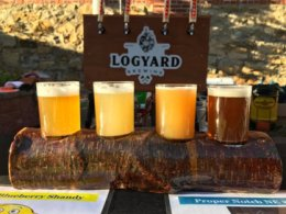 Logyard Brewing Taproom - Kane, PA
