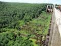 Fallen Towers at the Kinzua Bridge State Park - Mt. Jewett, PA