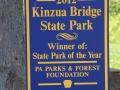 Kinzua Bridge State Park - Park of the Year