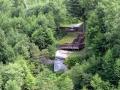 Kinzua Bridge State Park - Scenic Overlook - Mt. Jewett, PA