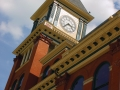 Historic downtown, Bradford, PA