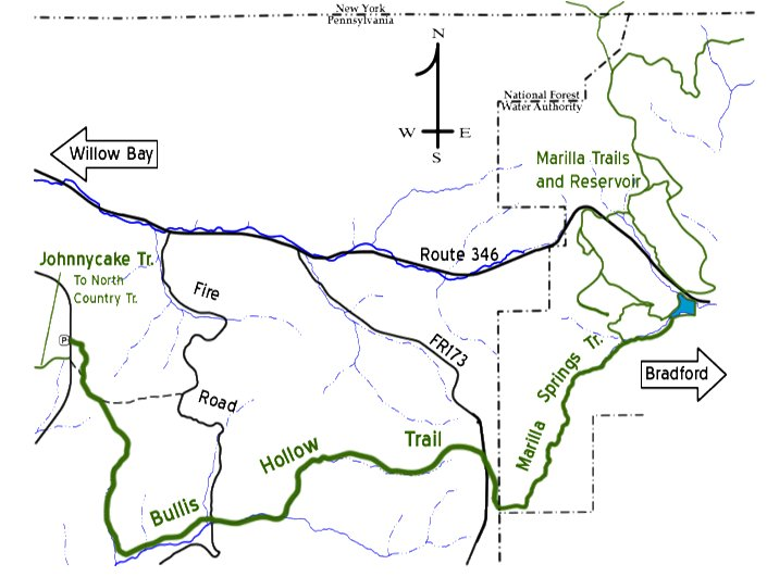 Download Maps & Guides - Allegheny National Forest | Kinzua
