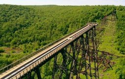 Kinzua Bridge Sky Walk