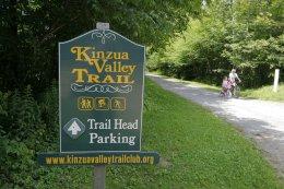 Kinzua Valley Trail - Westline, PA