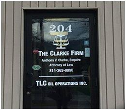 The Clarke Firm - Bradford, PA