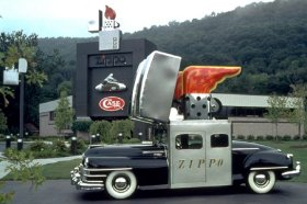 Zippo/Case Museum - Bradford, PA
