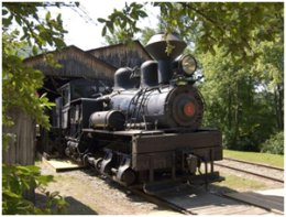 Pennsylvania Lumber Museum - Ulysses, PA