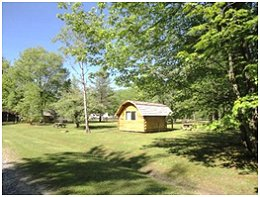 Kinzua East KOA Campground - Bradford, PA