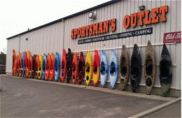 Sportsman's Outlet - Bradford, PA