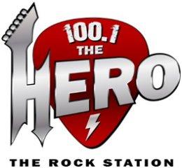 100.1 The Hero - Bradford, PA