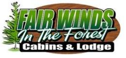 Fair Winds Cabins - Cooksburg, PA
