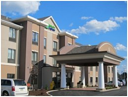 Holiday Inn Express - Bradford, PA
