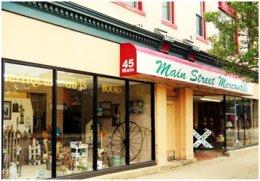 Main Street Mercantile, 45 Main Street, Bradford, Pennsylvania