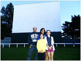 Kane Family Drive-In Theatre - Kane, PA
