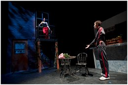 Bromeley Family Theater - Arts at Pitt-Bradford in Bradford, PA
