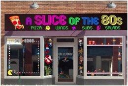 A Slice of the 80's - Bradford, PA