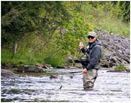 Kinzua Fly Fishing School - Bradford, PA