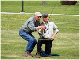 Kinzua Fly Fishing School - Bradford, PA