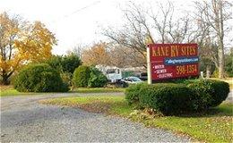 Kane RV Sites - Kane, PA